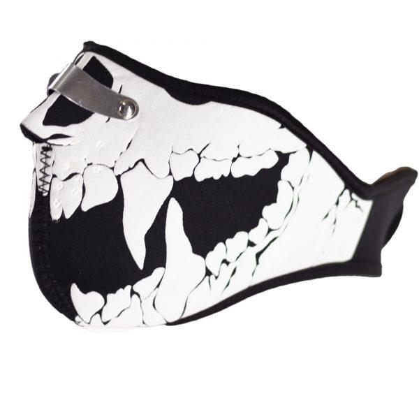 Maschera Neoprene Viso Protezione Freddo RUSH Store Moda